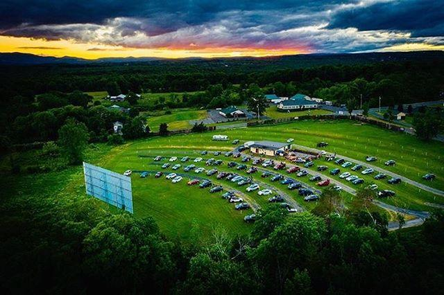 """<p><em>Greenville, NY (131 miles from NYC)</em><br></p><p>Perhaps one of the biggest draws of this theater is its beer garden, which serves local brews, along with wine and other drinks. Its prime location in the Catskills makes this an attractive jumping off spot for a weekend getaway. </p><p><em>Tickets and showtimes at <a href=""""https://drivein32.com/"""" rel=""""nofollow noopener"""" target=""""_blank"""" data-ylk=""""slk:drivein32.com"""" class=""""link rapid-noclick-resp"""">drivein32.com</a></em></p><p><a href=""""https://www.instagram.com/p/CBgGWidjKiK/?utm_source=ig_embed&utm_campaign=loading"""" rel=""""nofollow noopener"""" target=""""_blank"""" data-ylk=""""slk:See the original post on Instagram"""" class=""""link rapid-noclick-resp"""">See the original post on Instagram</a></p>"""
