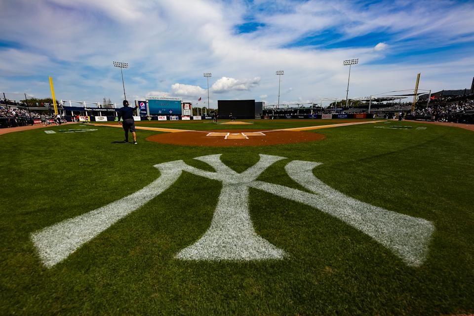 The Staten Island Yankees lost their affiliation with the Yankees and now are now sitting both the club and MLB. (Photo by Carmen Mandato/Getty Images)