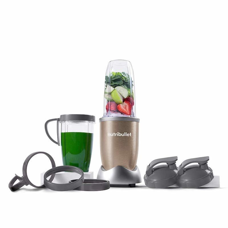 "<p>There is a lot of talk about high-powered blenders like the <a href=""https://www.amazon.com/stores/node/2603355011?_encoding=UTF8&field-lbr_brands_browse-bin=Vitamix&ref_=bl_dp_s_web_2603355011"">Vitamix</a> on the internet, and when I began my journey into healthy living I was convinced that I would never be able to make a superfood smoothie without that fancy appliance. Unwilling to shell out that much money for a blender right out of the gate, I decided to start with a Nutribullet personal blender. Five years later and I still have never upgraded. I discovered that I could actually make a thick, smooth concoction perfectly well with the single-cup system, with the benefit of easier cleanup and using less counter space. The Nutribullet base is small and light enough to make storage a breeze, meaning that it's never sitting out in my kitchen when not in use. Whether you're blending up a sauce, making a morning shake or even chopping up veggies,</p> <p><strong>To Buy: </strong>$90; <a href=""https://www.amazon.com/NutriBullet-Pro-13-Piece-High-Speed-Hardcover/dp/B0163K1Z3G/ref=sr_1_2_sspa?crid=3HN6MBVW6B0RZ&keywords=nutribullet&qid=1568946457&s=gateway&sprefix=nutribullet%2Caps%2C184&sr=8-2-spons&psc=1&spLa=ZW5jcnlwdGVkUXVhbGlmaWVyPUEyQzRDR0xXV1M1TDBVJmVuY3J5cHRlZElkPUEwNjIxNjU0MTAyNTYzRlpYT0o4VSZlbmNyeXB0ZWRBZElkPUEwNzg1NTc2QTVZNDJFM1NaU1BTJndpZGdldE5hbWU9c3BfYXRmJmFjdGlvbj1jbGlja1JlZGlyZWN0JmRvTm90TG9nQ2xpY2s9dHJ1ZQ=="">amazon.com</a></p>"