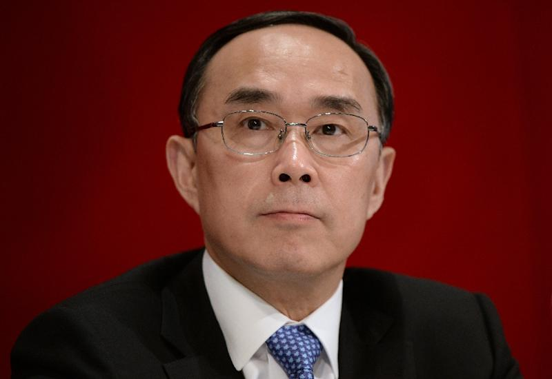 Authorities are investigating Chang Xiaobing, head of China Telecom, the latest high-profile target in a corruption crackdown (AFP Photo/Dale de la Rey)