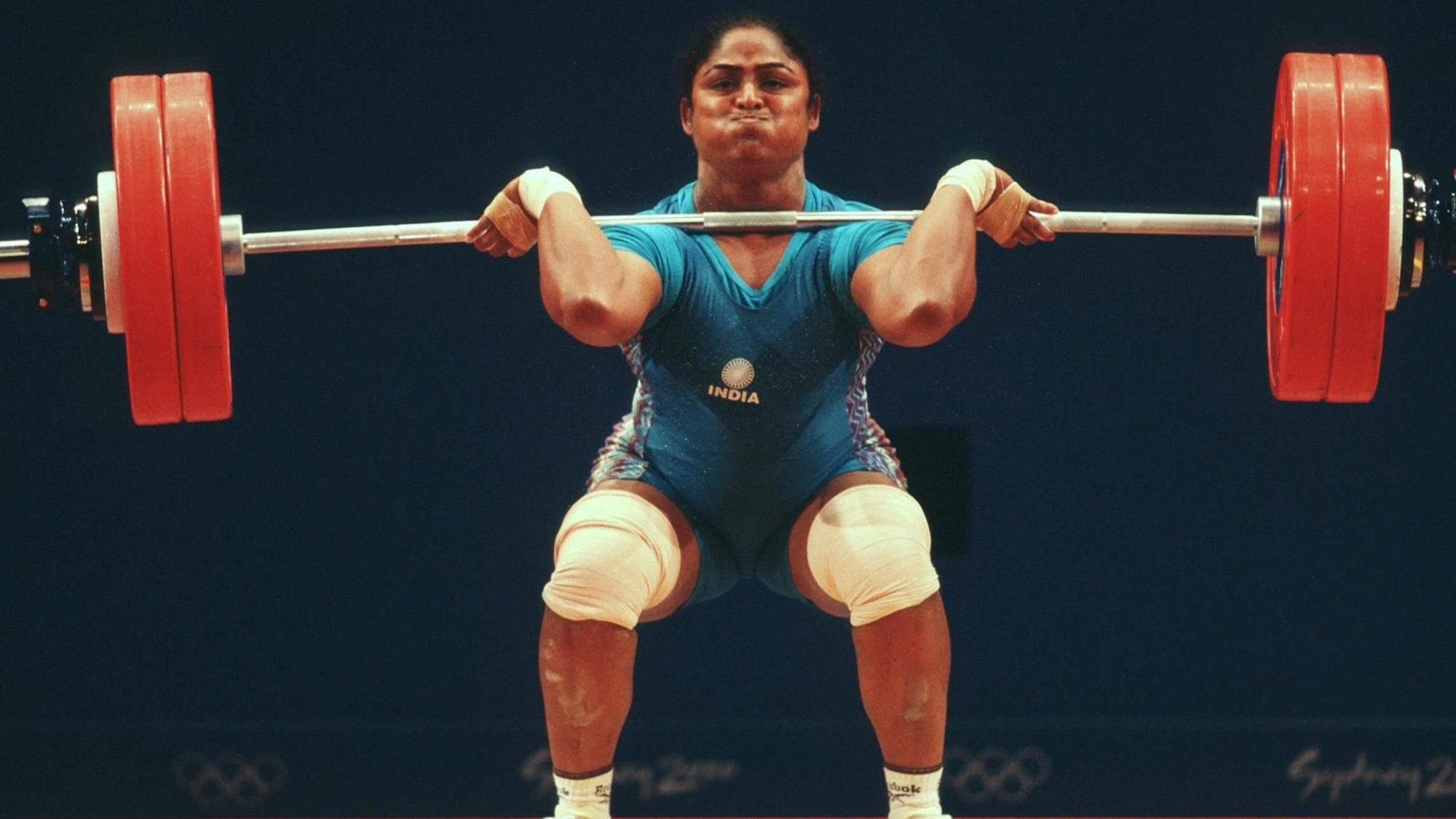Weightlifter Karnam Malleswari, First Indian Woman To Win a Medal at the Olympics