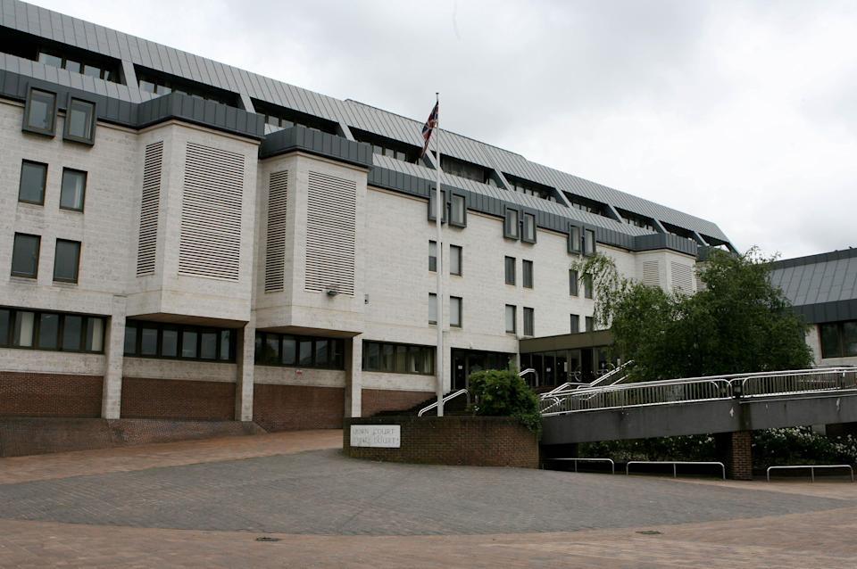 A general view of Maidstone Crown Court in Kent.