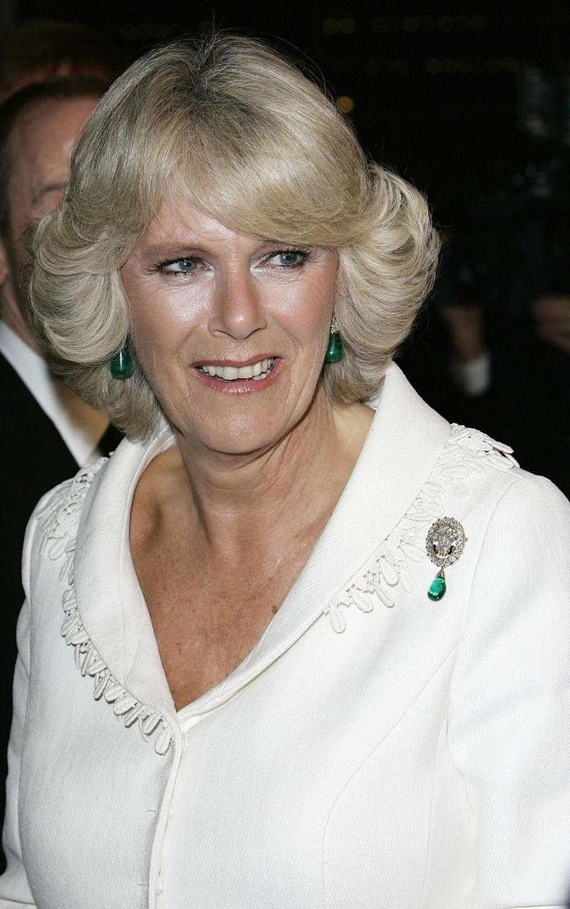 Camilla first wore the brooch back in 2006 at a film premiere in London. Photo: Getty Images