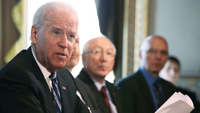 Biden: Mental Health Check Might Have Prevented VTech Shooting