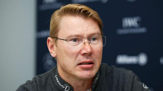 Mika Hakkinen is relishing his new opportunity as a partner ambassador with his former F1 team McLaren.