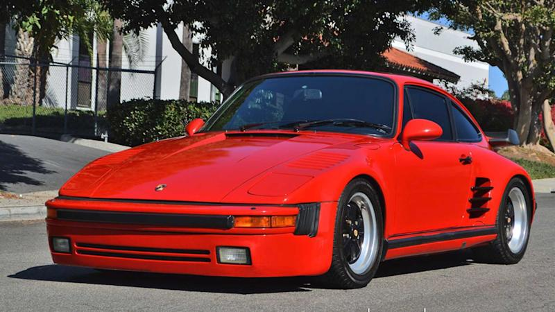 "Take Home This 1979 Porsche 911 ""930 Turbo-Look"" Slantnose"