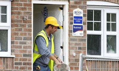 Troubled housebuilder Bovis draws City anger over new boss's pay