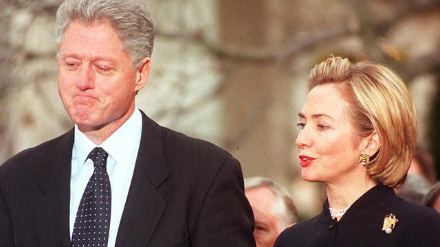 Bill Clinton Struggled to Deal With Lewinsky Affair, Film Says