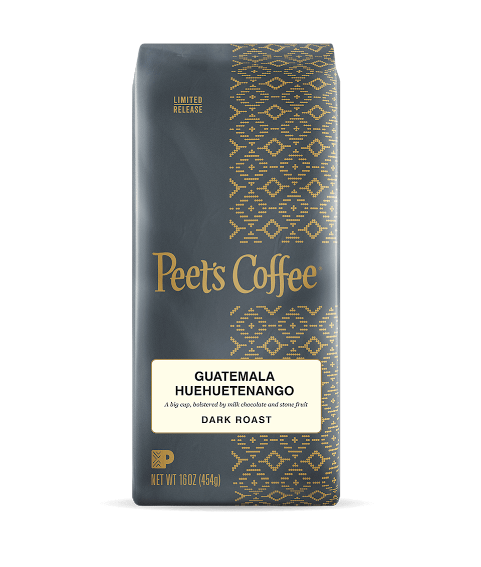 """<p>peets.com</p><p><strong>$19.95</strong></p><p><a href=""""https://go.redirectingat.com?id=74968X1596630&url=https%3A%2F%2Fwww.peets.com%2Fproducts%2Fguatemala-huehuetenango&sref=https%3A%2F%2Fwww.townandcountrymag.com%2Fleisure%2Fg26946158%2Fbest-nanny-gifts%2F"""" rel=""""nofollow noopener"""" target=""""_blank"""" data-ylk=""""slk:Shop Now"""" class=""""link rapid-noclick-resp"""">Shop Now</a></p><p>You'll be the first to admit that your children are tiring, help put some pep into your nanny's step with a pound of freshly roasted coffee. </p>"""