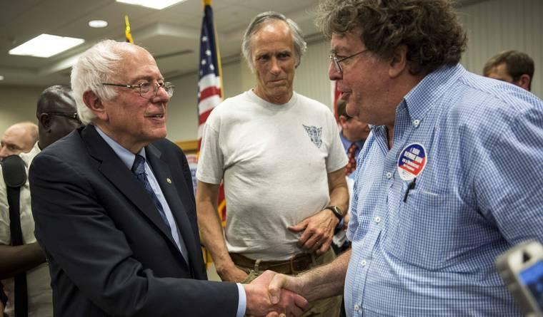 Sanders Has a 30-Point Lead Over Clinton in West Virginia. Here's Why That Matters