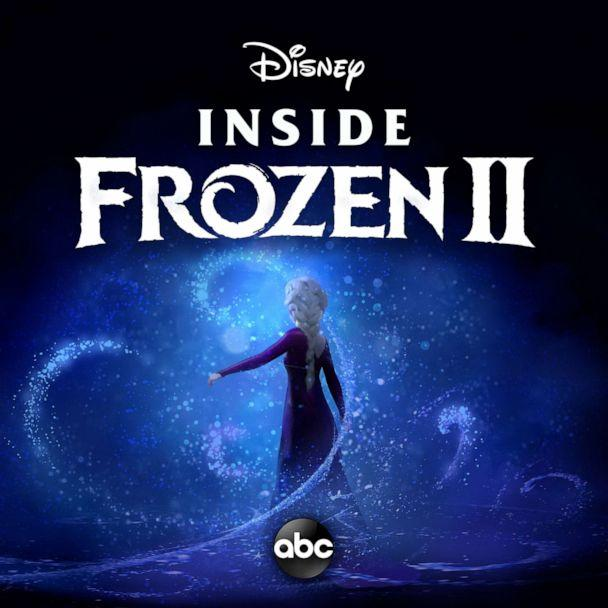 PHOTO: Inside Frozen II (ABC News)