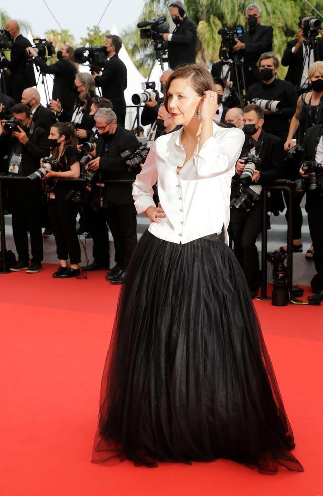 France Cannes 2021 The French Dispatch Red Carpet
