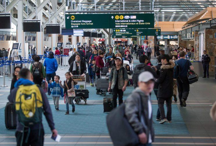 Vancouver International Airport named best airport in the world