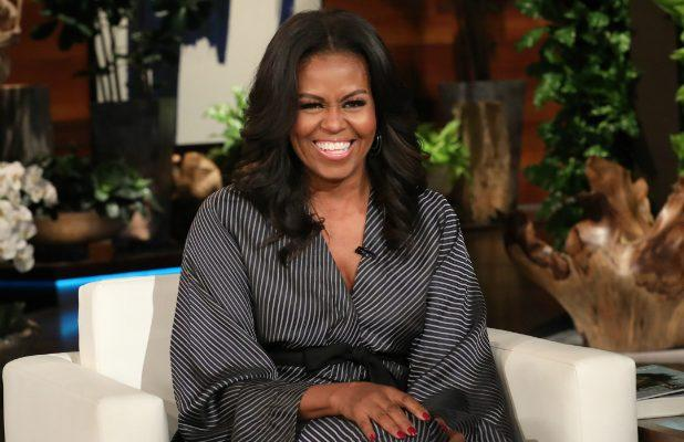 Michelle Obama Wins Grammy for Audio Recording of Her Memoir 'Becoming'