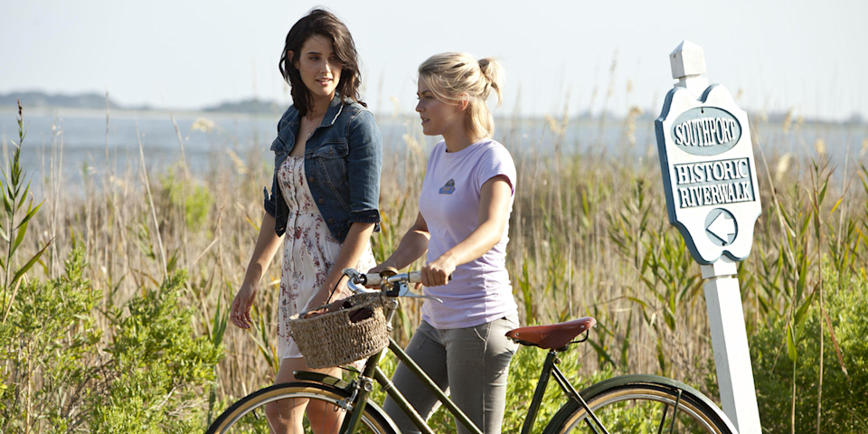 """<p>A lot of Nicholas Sparks movies are set in North Carolina, but as far as I know this is the only one that involves — spoiler alert — a straight-up ghost. It also features Josh Duhamel in DILF mode, and as I have stated many times <a href=""""http://www.cosmopolitan.com/entertainment/movies/a38730/nicholas-sparks-marathon/"""" rel=""""nofollow noopener"""" target=""""_blank"""" data-ylk=""""slk:before"""" class=""""link rapid-noclick-resp"""">before</a>, """"Josh Duhamel in DILF mode"""" is my sexuality. </p>"""