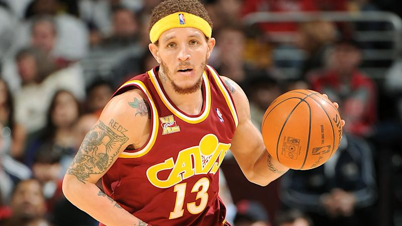 Delonte West, pictured here in action for the Cleveland Cavaliers in 2010.