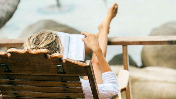 PHOTO: A woman reads in this stock photo. (STOCK PHOTO/Getty Images)