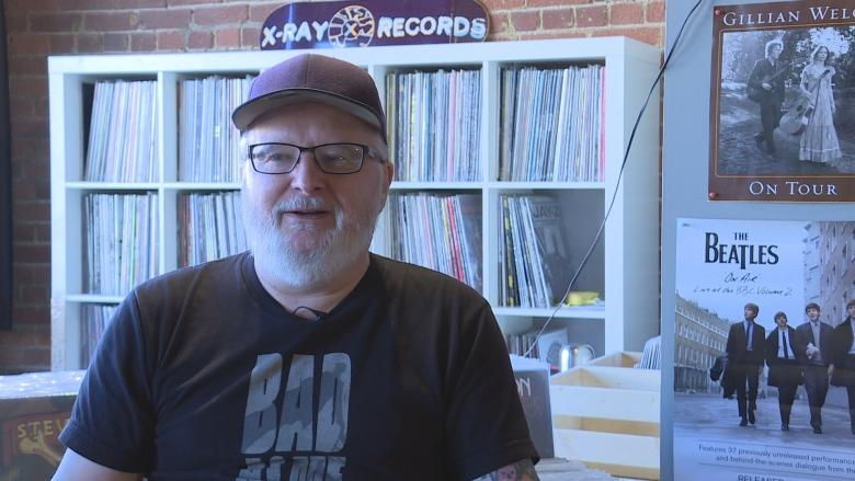 Sask. celebrates Record Store Day as popularity of vinyl turns full circle