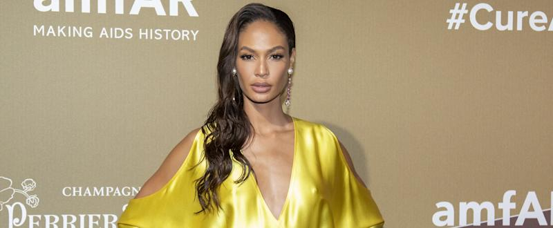 Model Joan Smalls to Donate Half Her Salary in Support of Black Lives Matter Movement