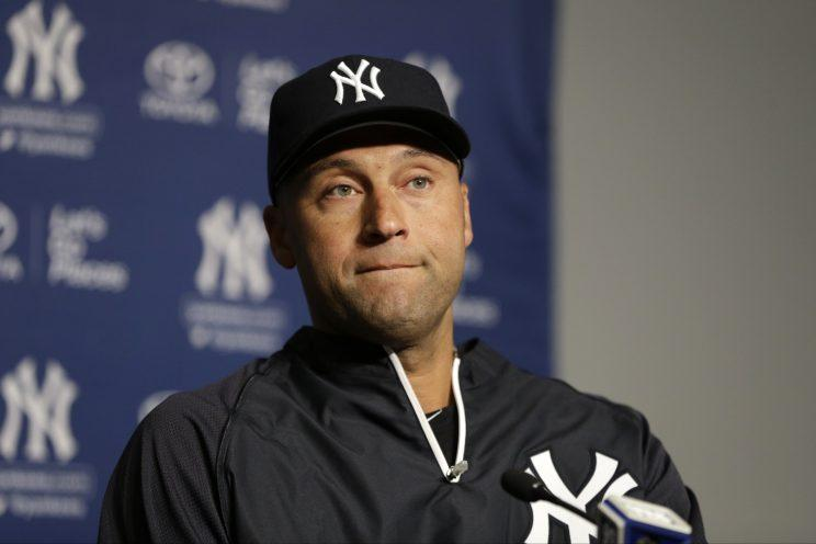 Derek Jeter dealt with some interesting rumors throughout his career. (AP)
