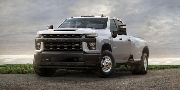 Photo credit: Chevrolet