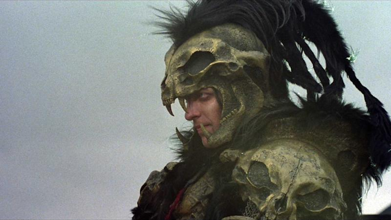 Clancy Brown as The Kurgan in Highlander (Credit: Columbia-Cannon-Warner)