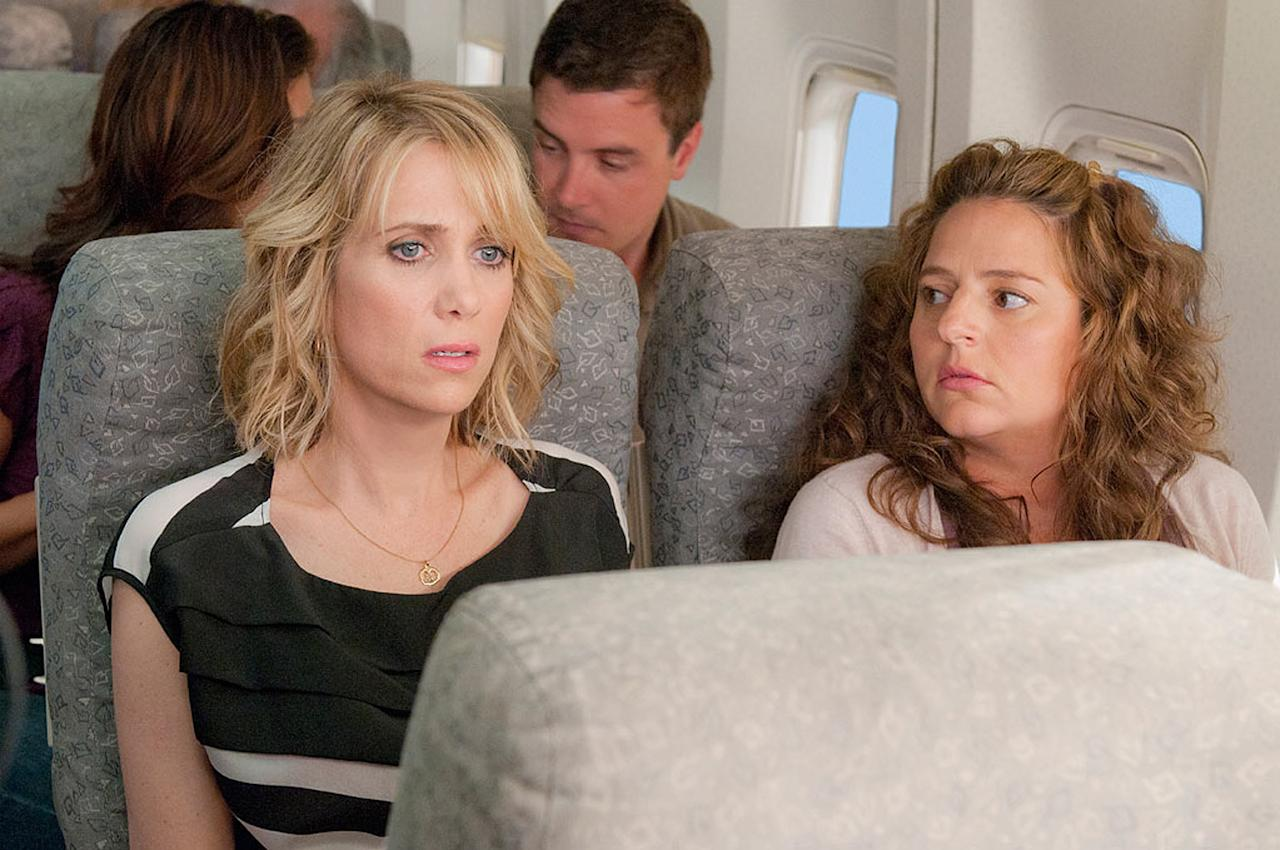 "Best Original Screenplay: Annie Mumolo & Kristen Wiig, ""Bridesmaids"""