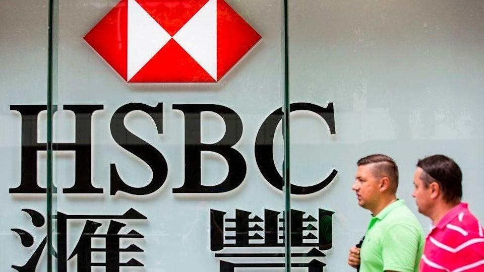 HSBC is hiring 3,000 bankers to find China's wealthy