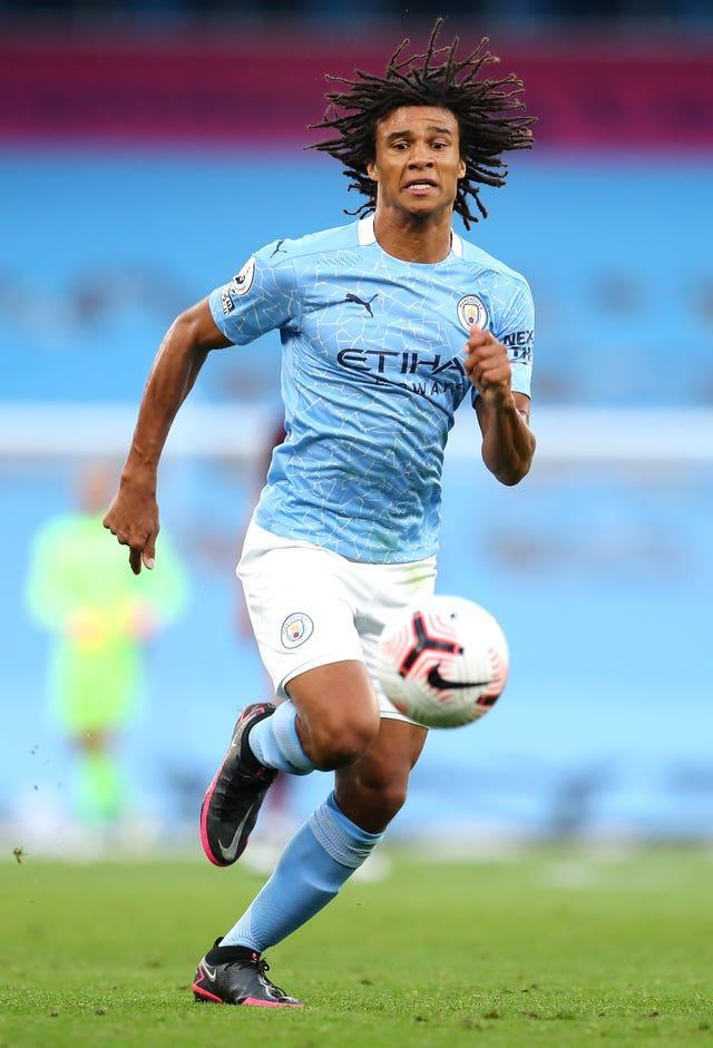 Nathan Ake's availability means Guardiola has a fully-fit squad to choose from