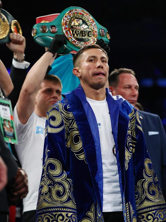 Golovkin's victory was unconvincing (Getty)