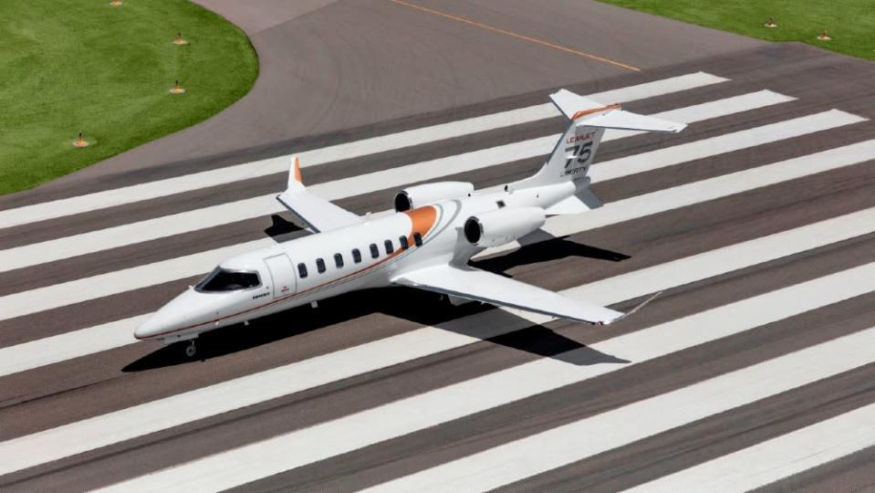 """Experts forecast that business aviation's recovery could expand """"beyond historical usage"""" into 2022. - Credit: Courtesy Bombardier"""