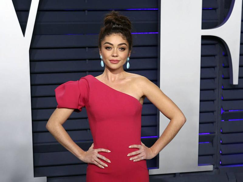 Sarah Hyland marks one year since cousin's death with poignant post