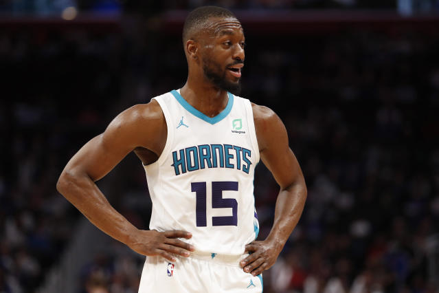 Kemba Walker is getting a little bit of a raise. (Reuters)
