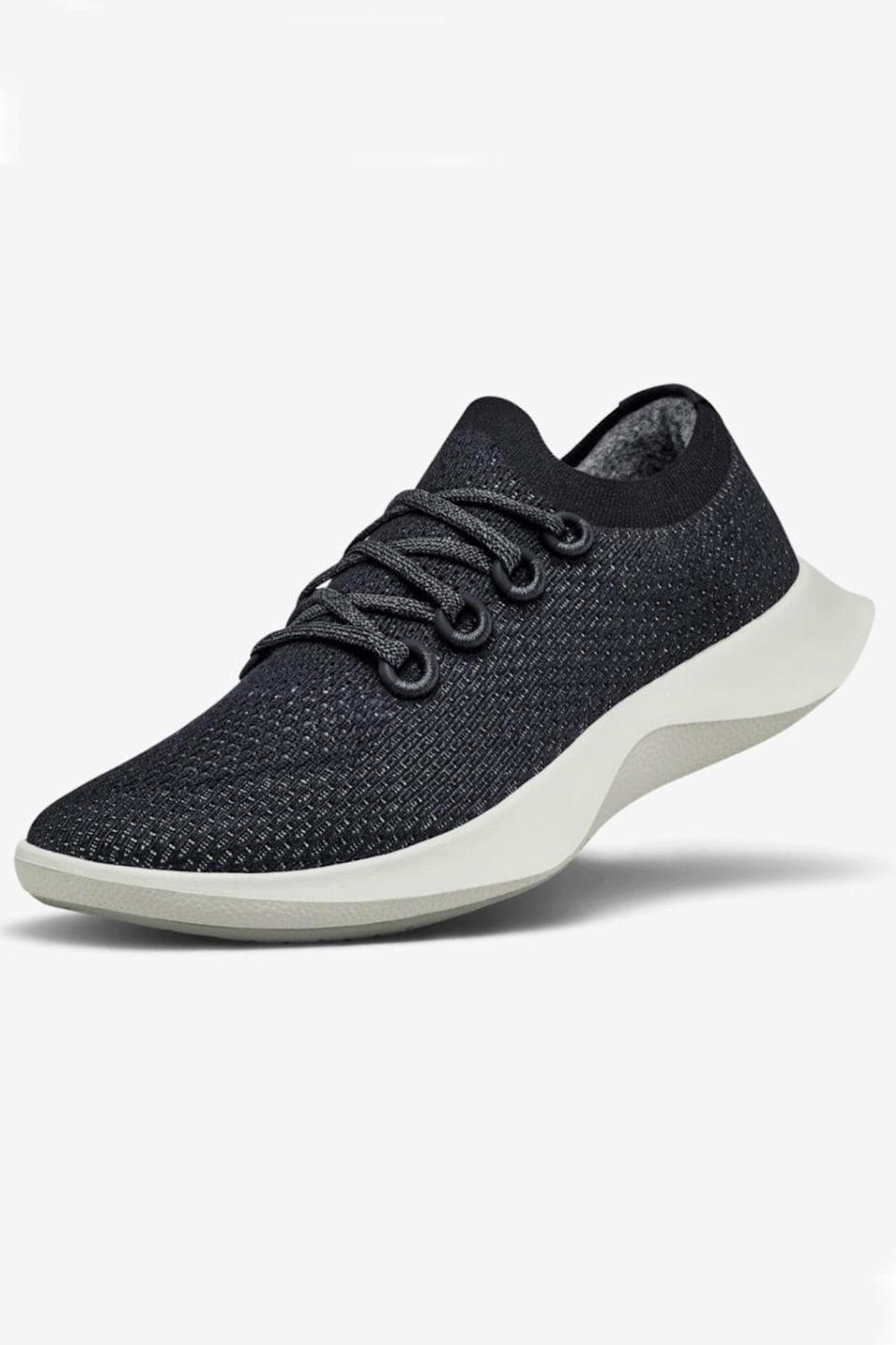 """<p><strong>Allbirds</strong></p><p>allbirds.com</p><p><strong>$125.00</strong></p><p><a href=""""https://go.redirectingat.com?id=74968X1596630&url=https%3A%2F%2Fwww.allbirds.com%2Fproducts%2Fmens-tree-dashers&sref=https%3A%2F%2Fwww.cosmopolitan.com%2Fstyle-beauty%2Ffashion%2Fg32619153%2Fgifts-for-man-who-has-everything%2F"""" rel=""""nofollow noopener"""" target=""""_blank"""" data-ylk=""""slk:Shop Now"""" class=""""link rapid-noclick-resp"""">Shop Now</a></p><p>He might think he has enough shoes, but does he have a pair that minimizes odor <em>and</em> is machine washable, like this one? Yeah, I didn't think so. </p>"""