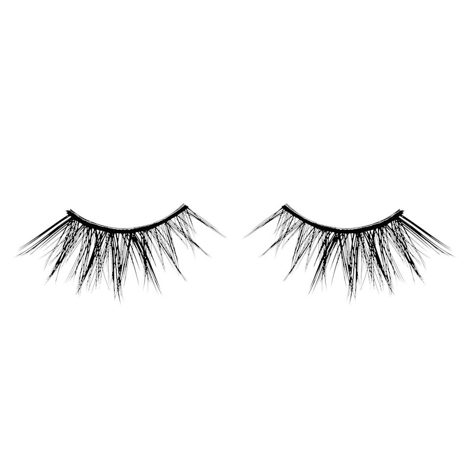 <p>Both styles in this <span>Huda Beauty Easy Lash Collection</span> ($18) keep in mind anyone who's just getting into the faux-lash game, or may still be intimidated by the process. While they add both volume and dimension on their own, that effect can be kicked up with a sweep of mascara when you're done.</p>