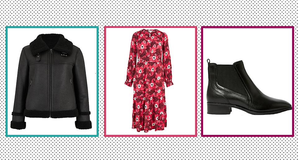 Marks and Spencer has launched a whole host of autumnal new in womenswear items - shop our favourite buys.  (M&S/ Yahoo Style UK)
