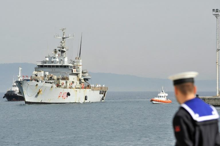 The Italian officer reportedly had access to details of Italian defence and NATO activities
