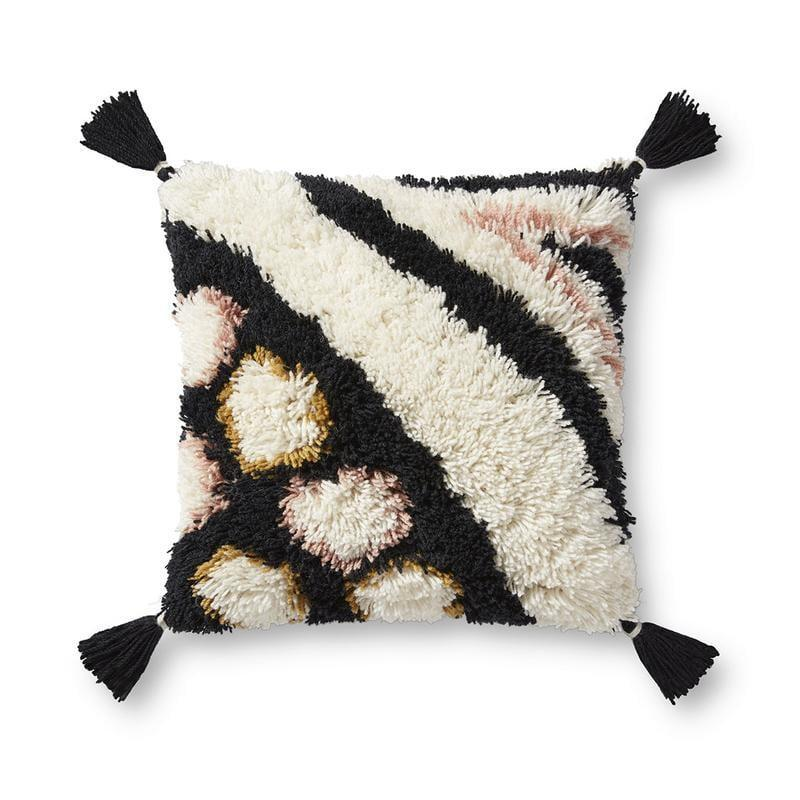 <p>Instantly make their sofa feel more comfy with the <span>Jungalow Kaleidoscope Pillow by Justina Blakeney X Loloi</span> ($89). The fringe details make it stand out.</p>