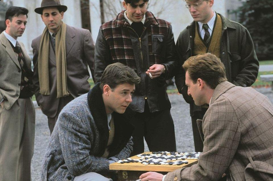 A Beautiful Mind (Credit: Universal Pictures)
