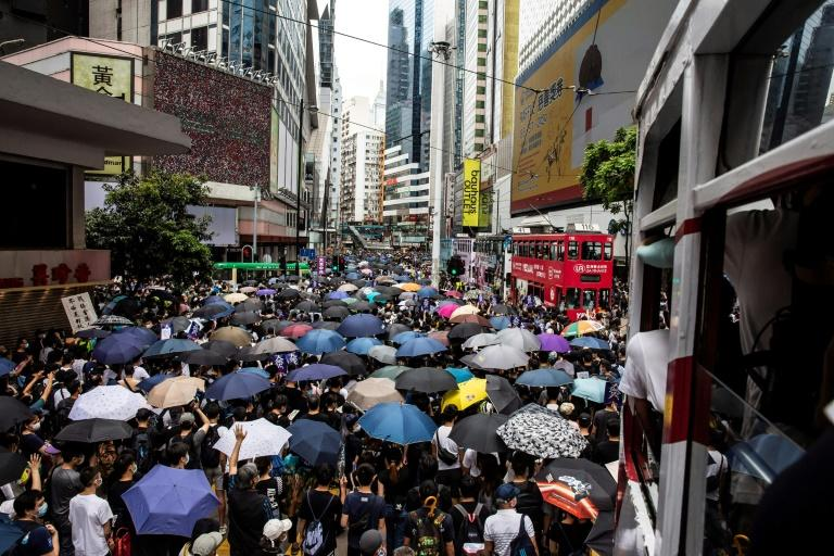 Taiwan will provide 'necessary assistance' to protesters in Hong Kong