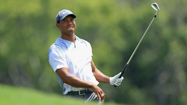 Tiger Woods will attempt to win the Memorial Tournament for a sixth time as he continues his preparations for next month's U.S. Open.