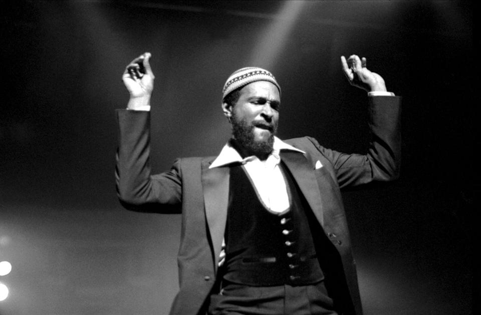 <p>Forty was a difficult year for Gaye, who recorded a disco record, Love Man, to help pay off back taxes he owed the IRS. He would eventually shelf the record. Three years later, he released his biggest hit, Sexual Healing. </p>