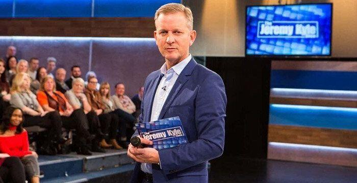 'The Jeremy Kyle Show' has been permanently axed following the death of a guest (ITV)