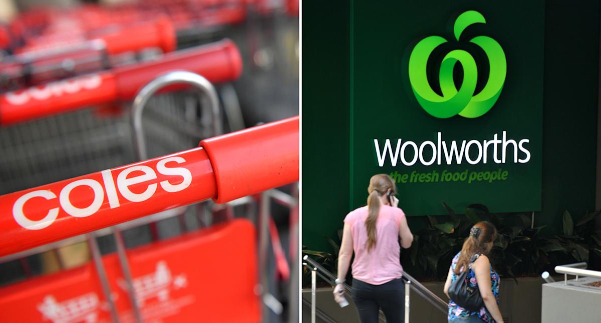 Woolworths, Coles customers praise 'incredible' workers: 'Big shout out'