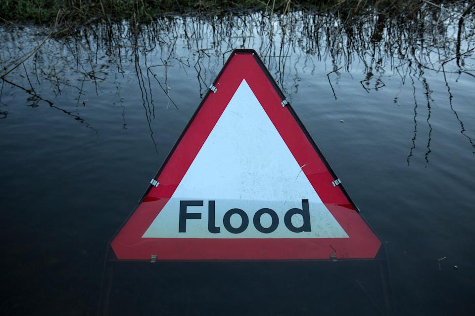 <p>Rainfall of 30mm to 50mm is expected widely between Monday and Thursday</p> (Getty Images)