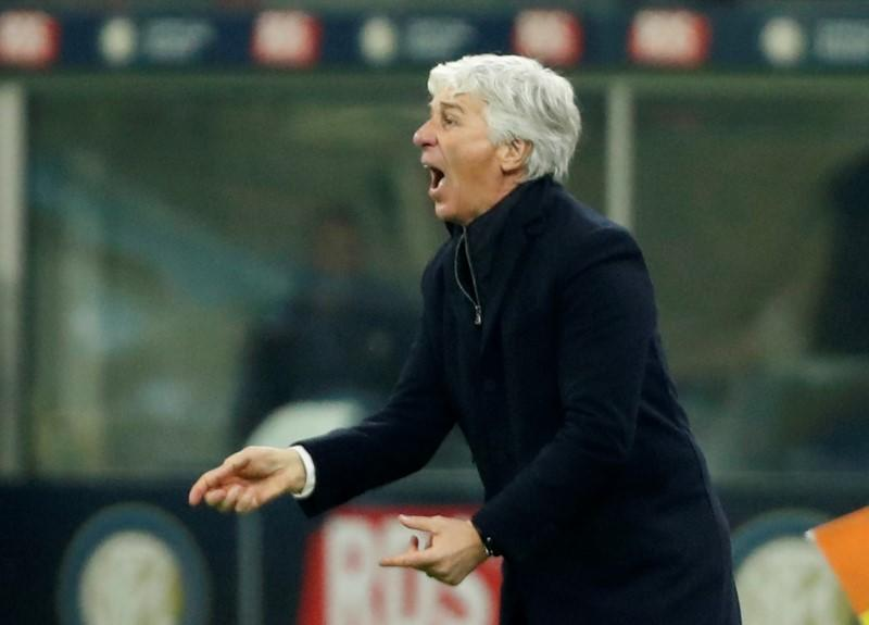 Atalanta coach hits out at Fiorentina fans as tensions rise