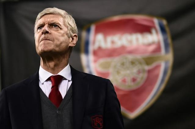 Arsene Wenger has been tipped to coach France
