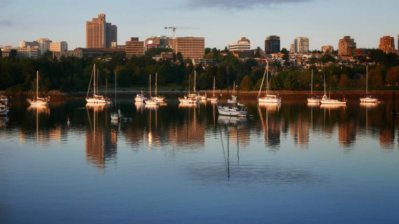 False Creek's high bacteria count likely due to resident boaters