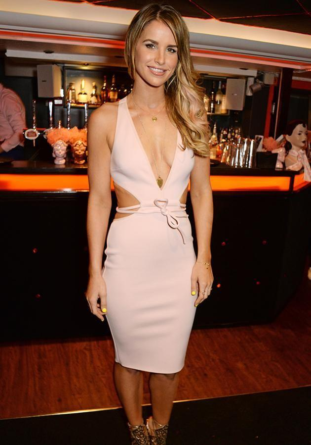 But if Vogue Williams thought she was invited she's sorely mistaken. Photo: Getty