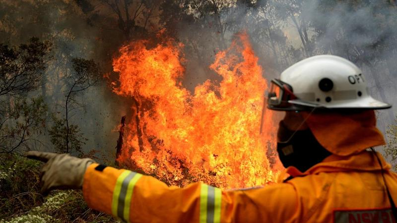 NSW Fire crews have been backburning to protect homes, as more extreme conditions loom
